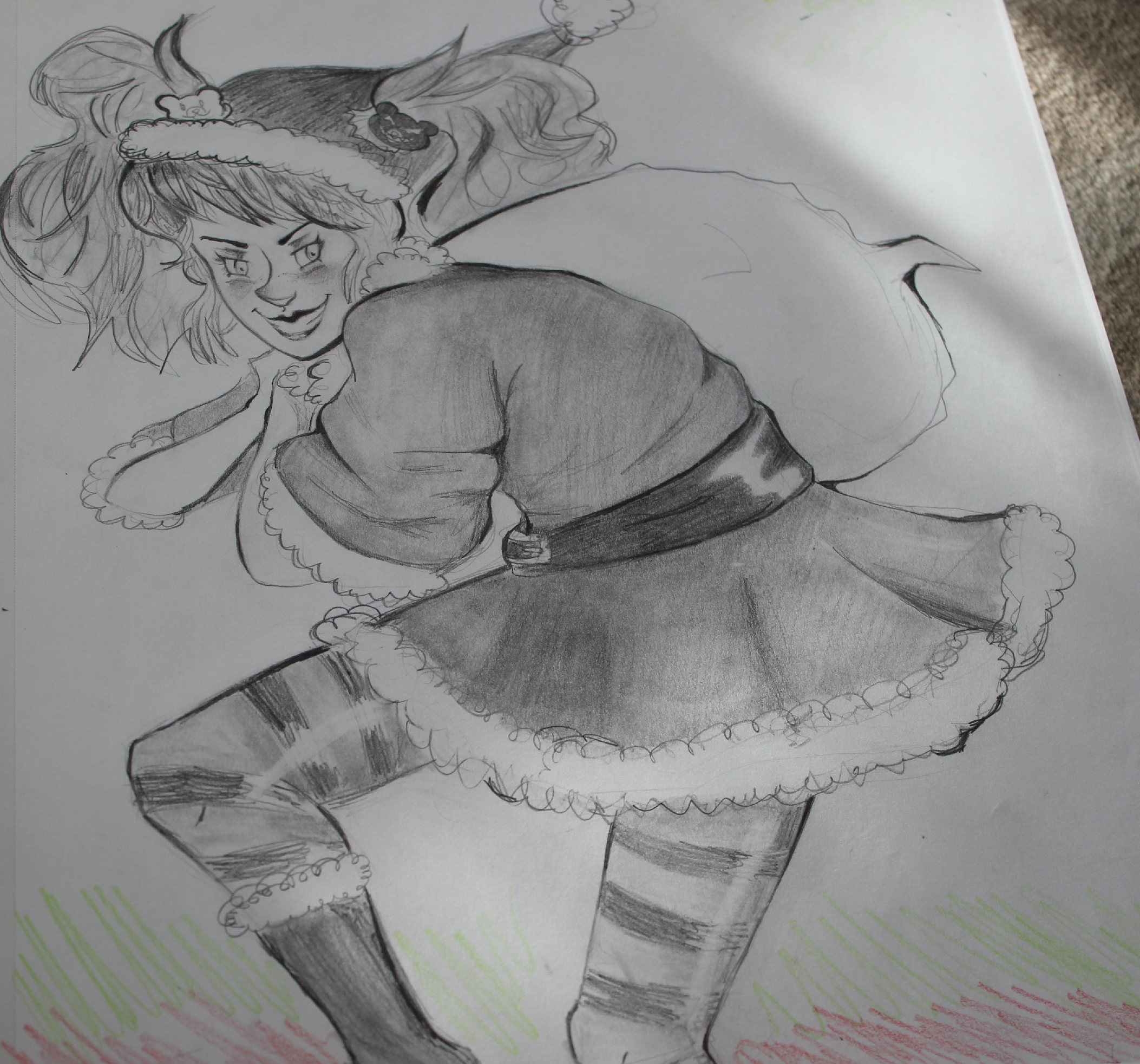 How the Junko Stole Christmas