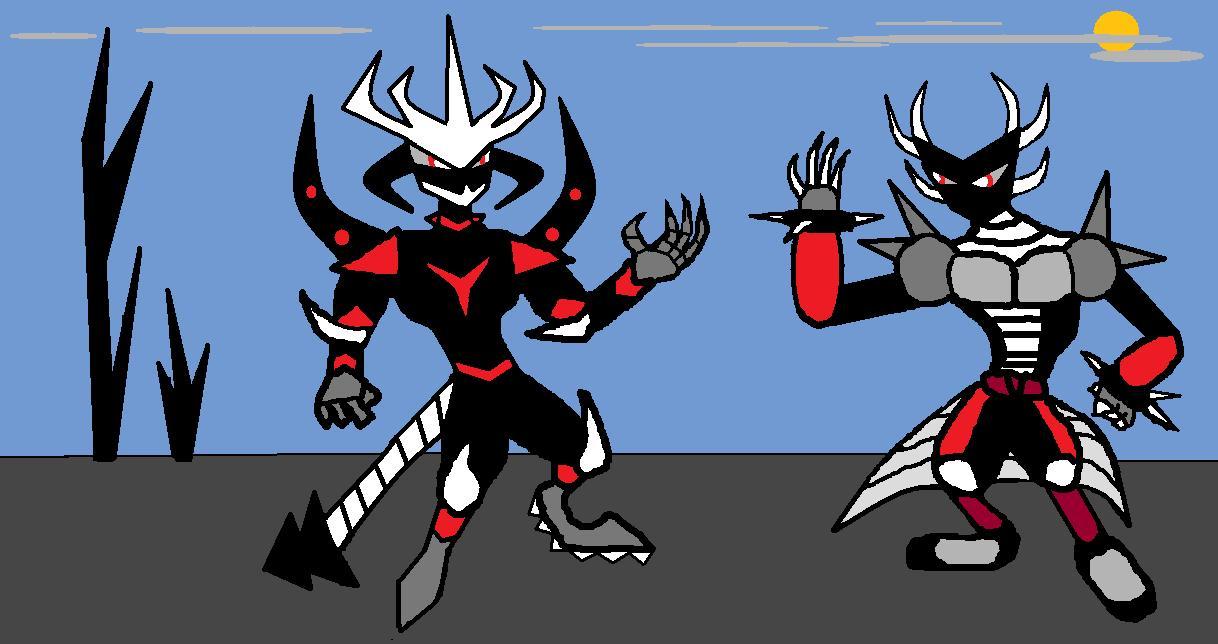 demon vs demon
