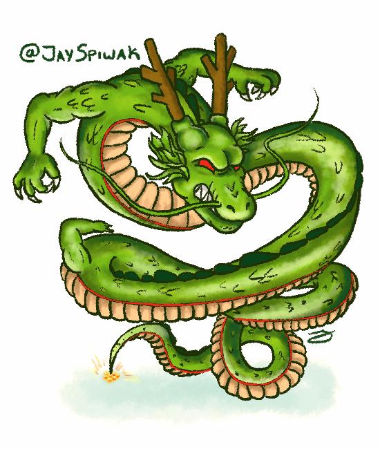 DragonBallCollab: Shenron