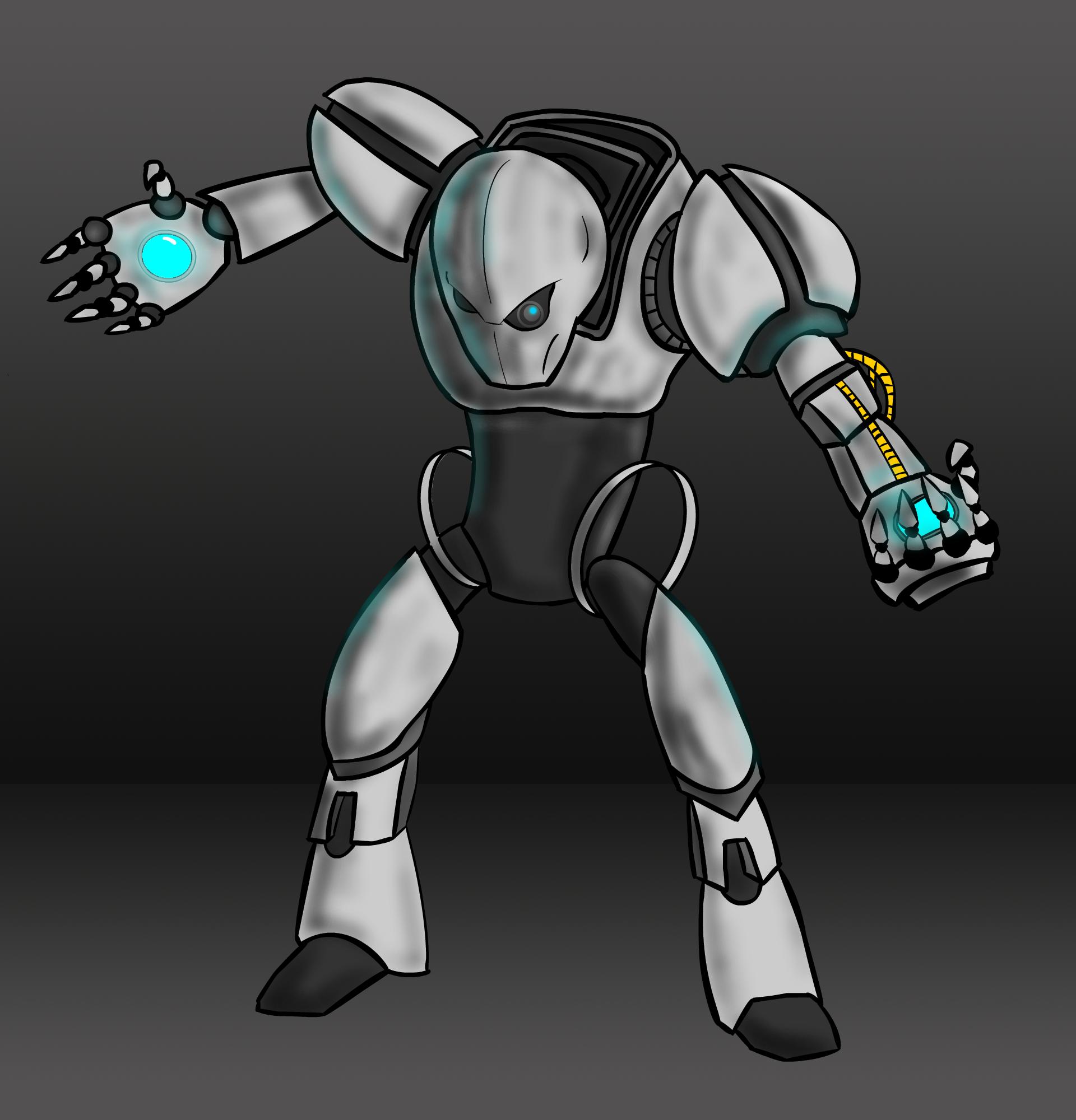 Basic Cyborg Design