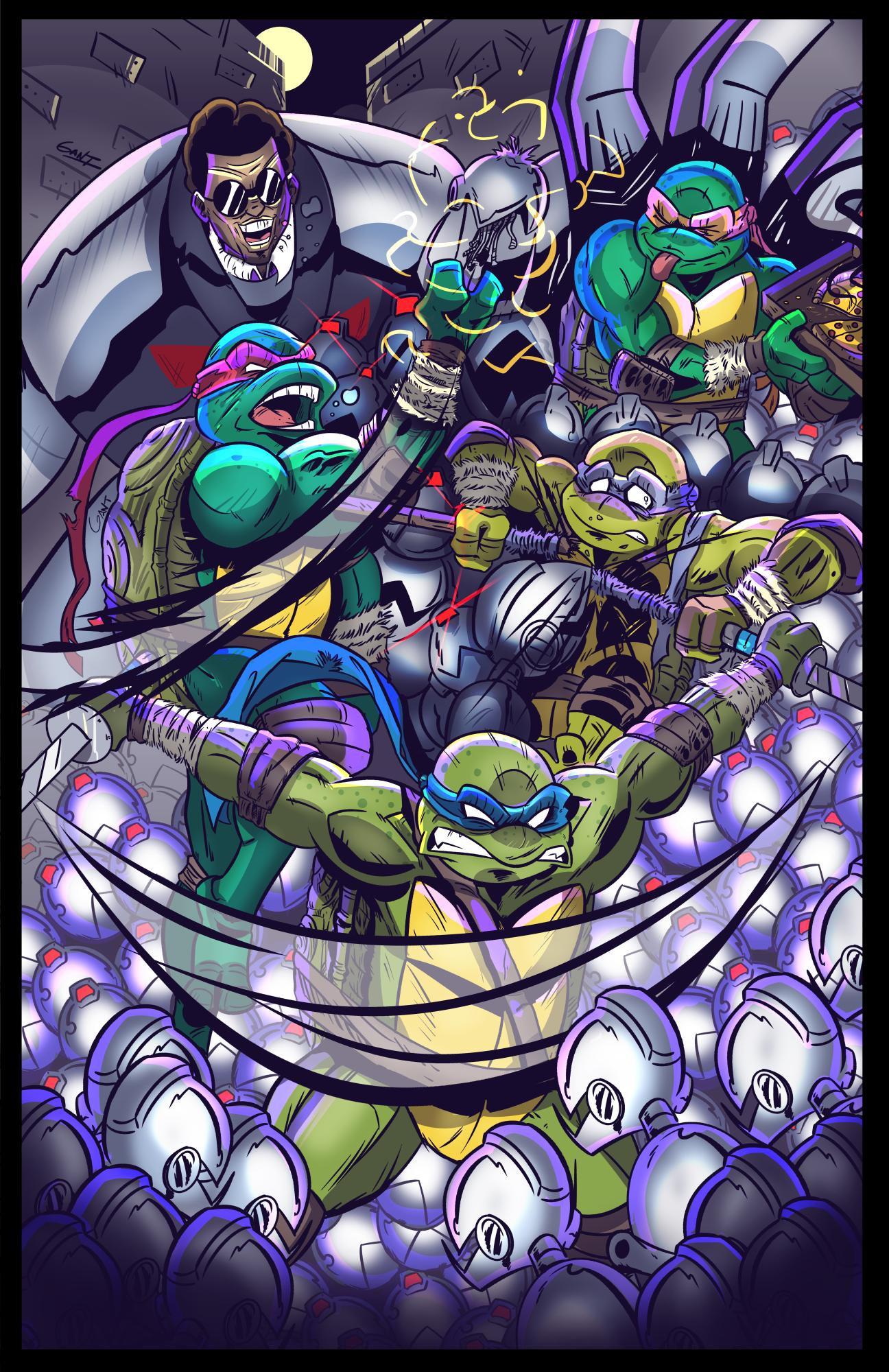 TMNT: Turtle Melee