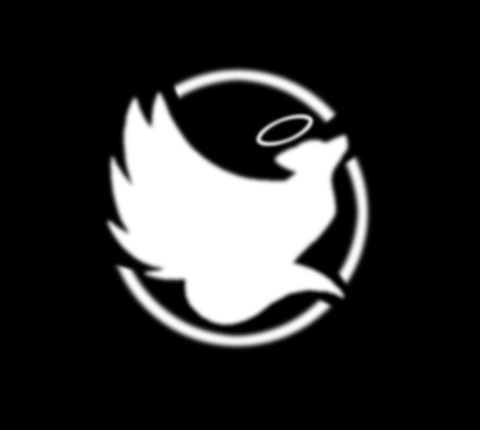 Kitsune Whie Tails Symbol