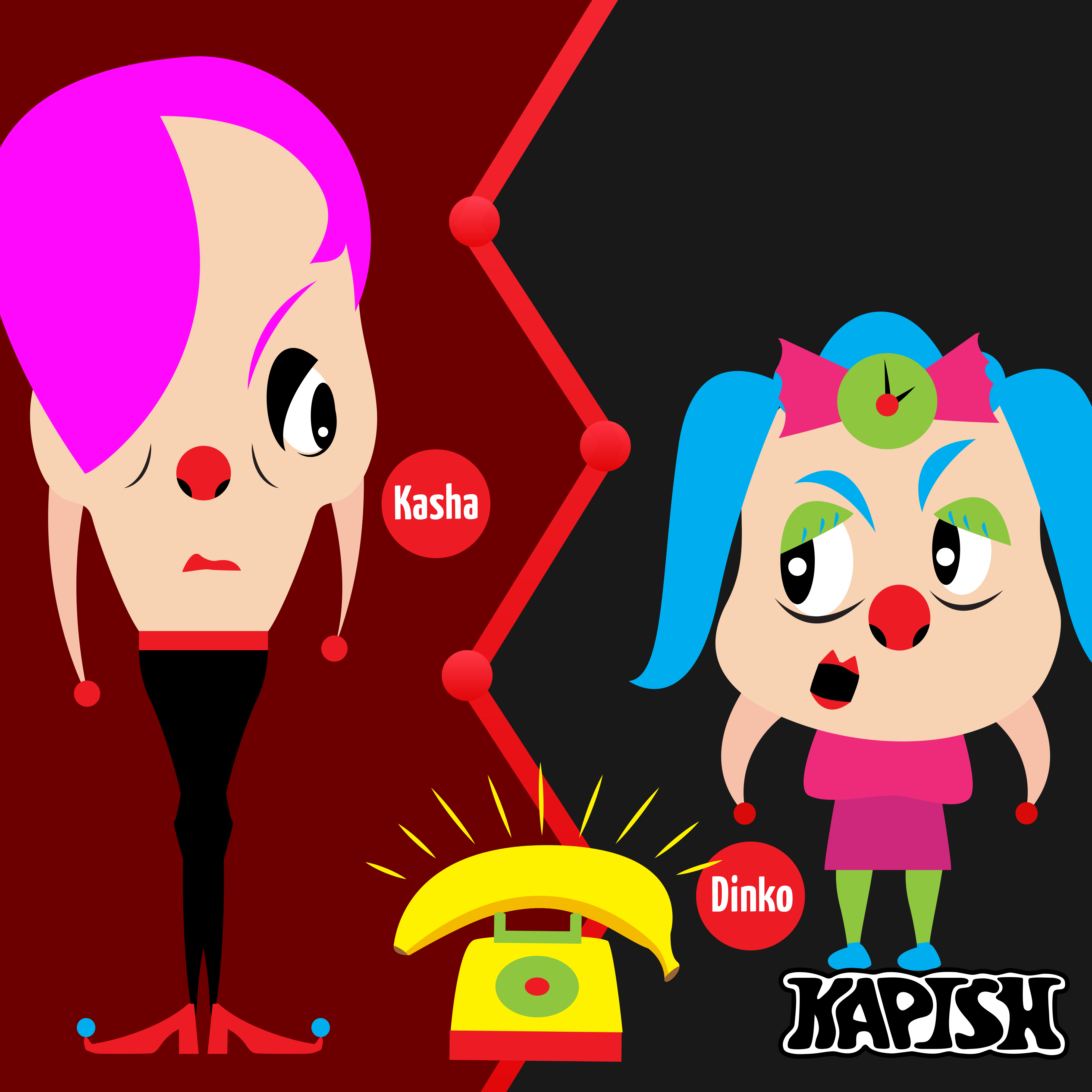 Kapish - Dinko and Kasha