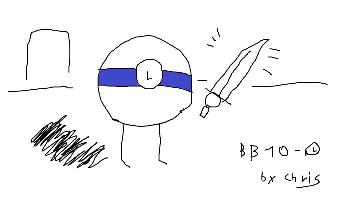 bb10 crappy sketch