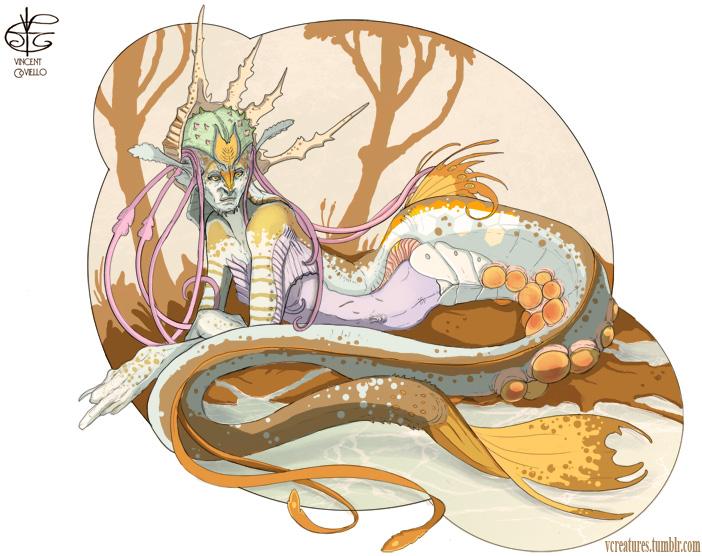 Mermaid Roe