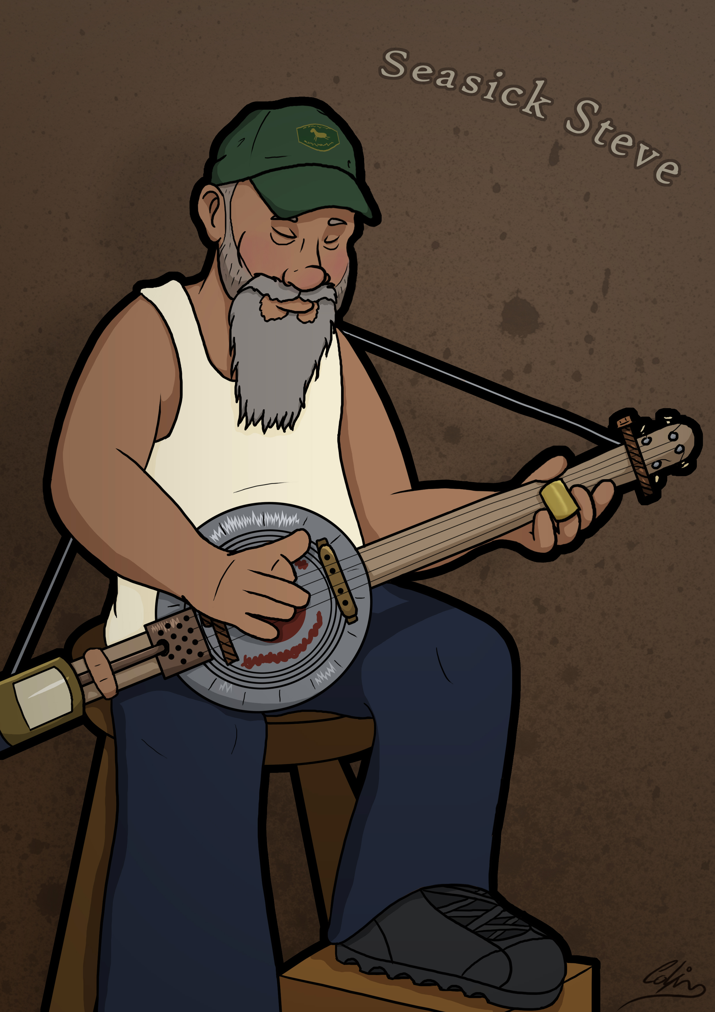 Seasick Steve Tribute