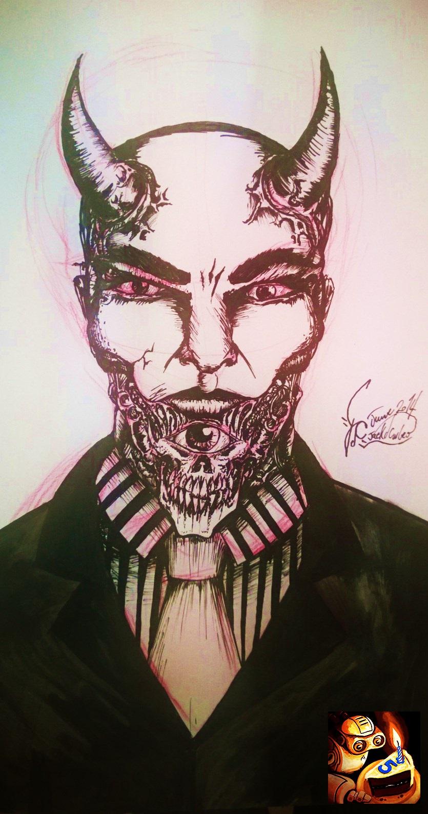 Monster Chin