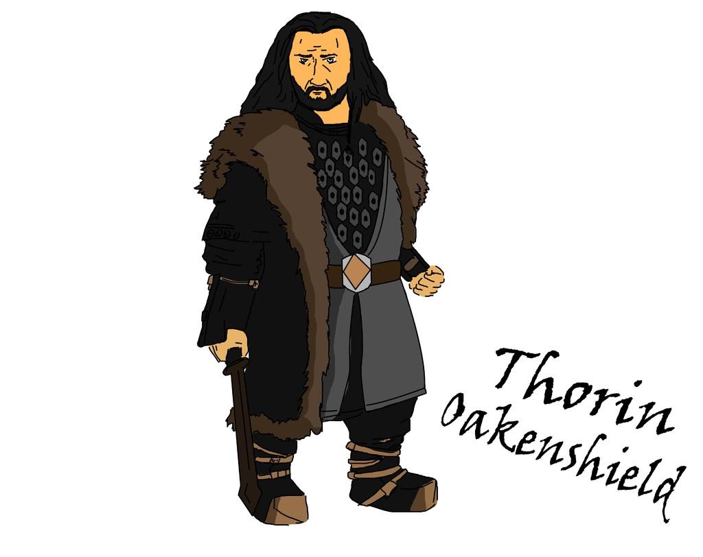 Cartoon Thorin