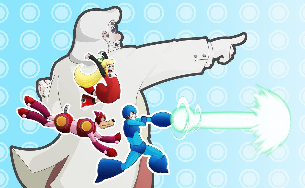 Megaman Megaman!