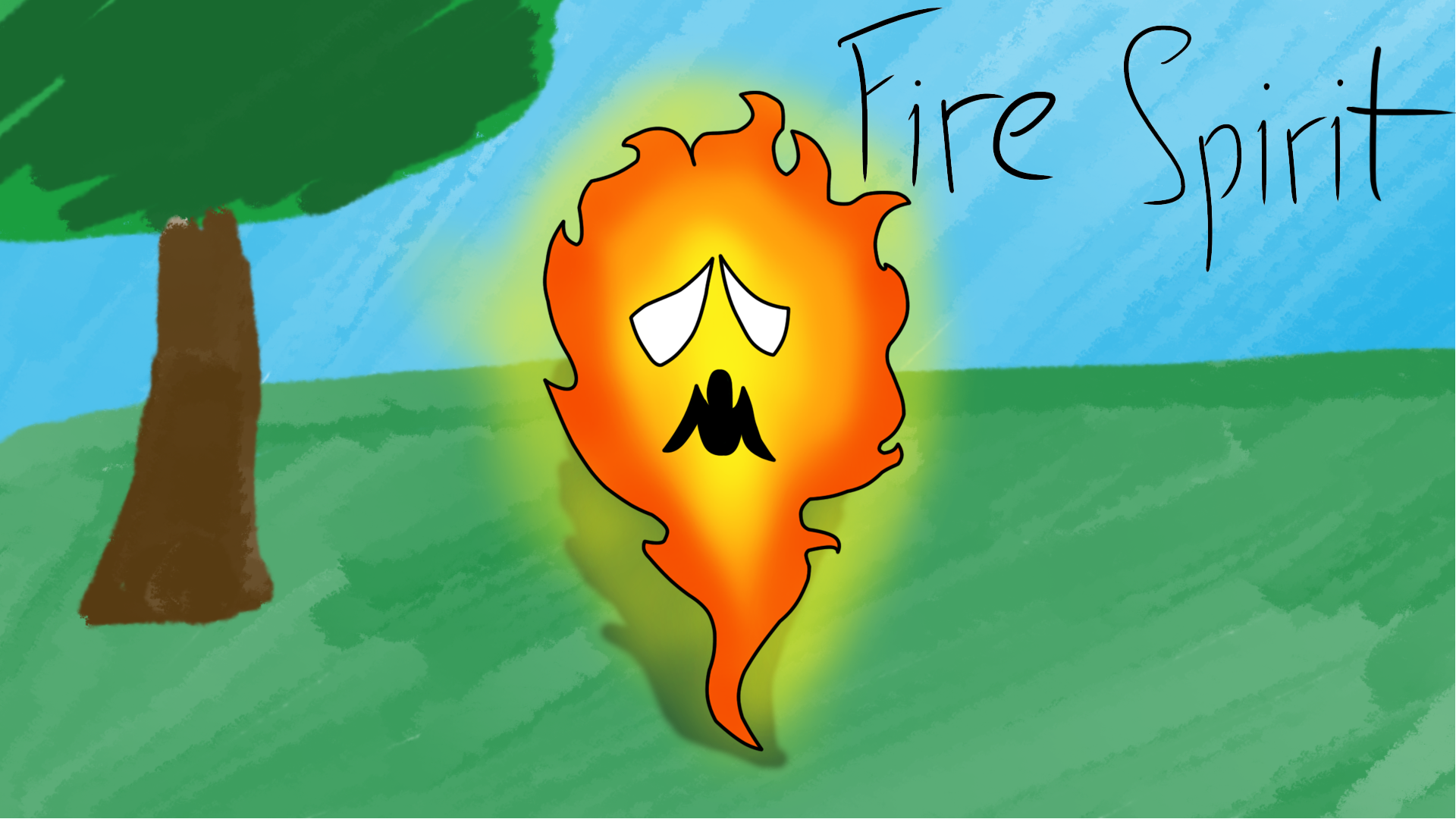 Fire Spirit!