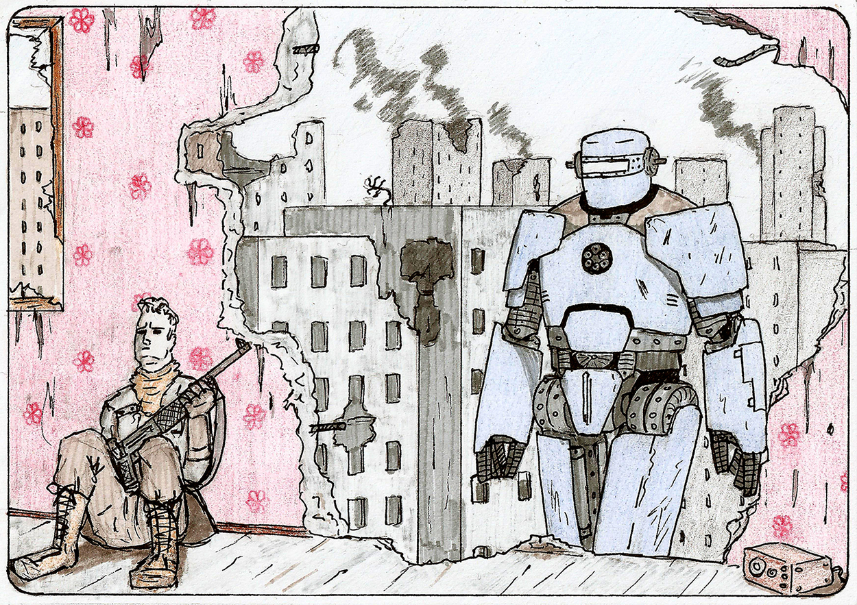 Apocalyptic Scenario #1
