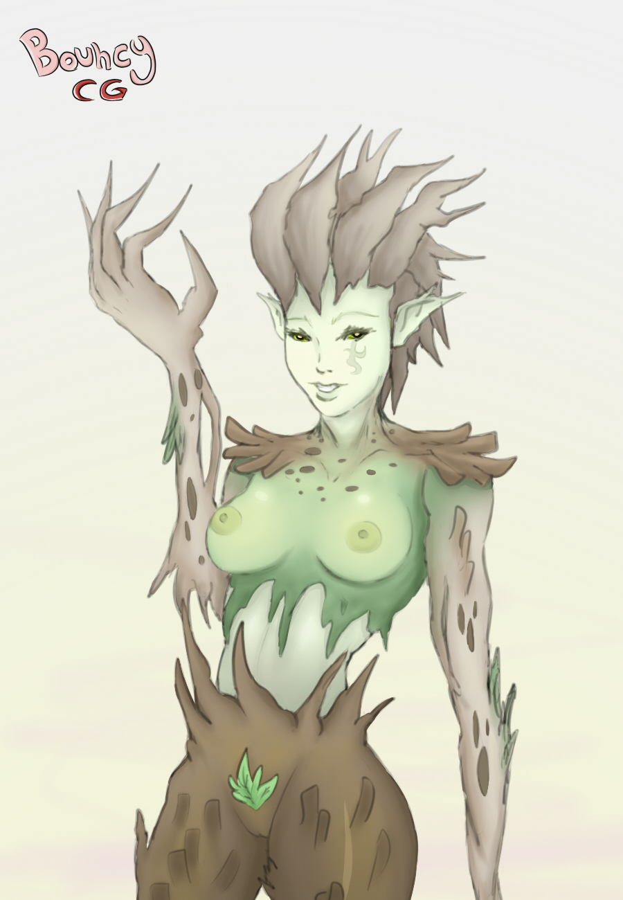 Magical Creature Dryad