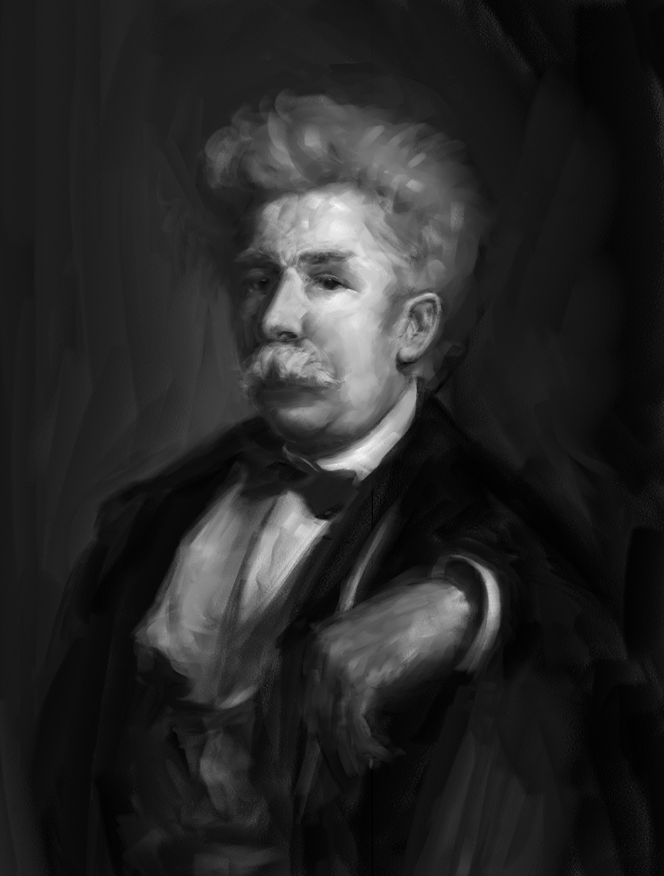 """Henry William Lucy"" Study"