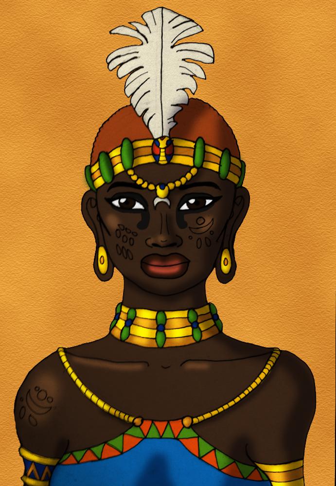 Princess of Yam
