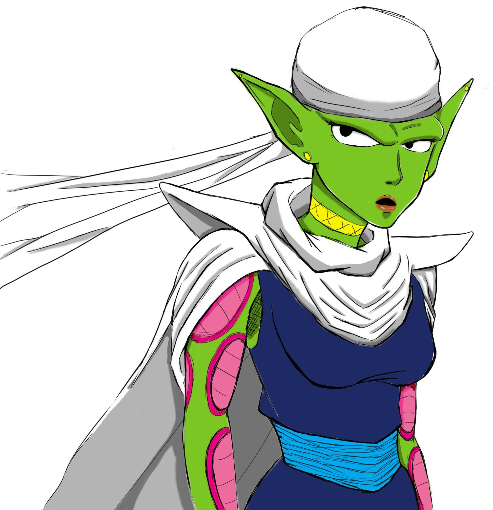 Fan Art: Female Piccolo