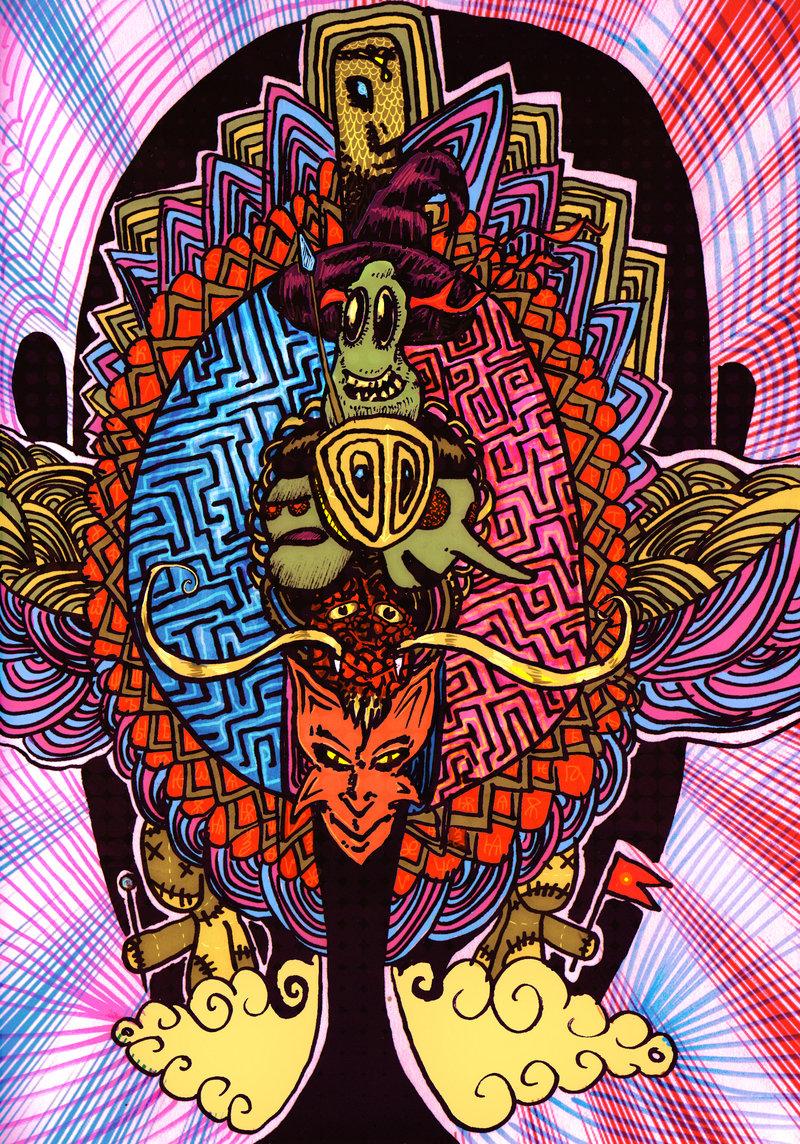 hemisphere graffity