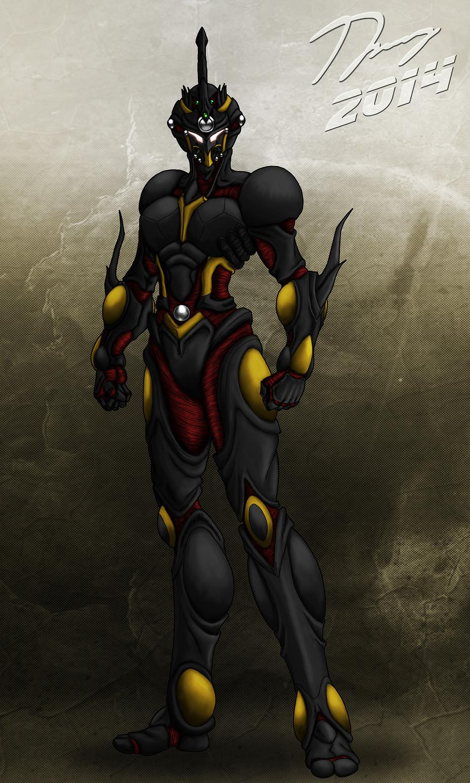 Cryptic Guyver 2014