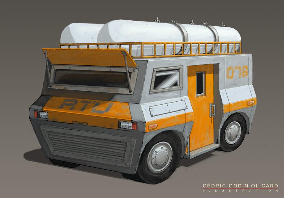 Vehicule Concept