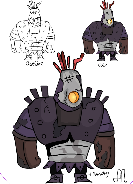 Cyclops II - Castle Crashers