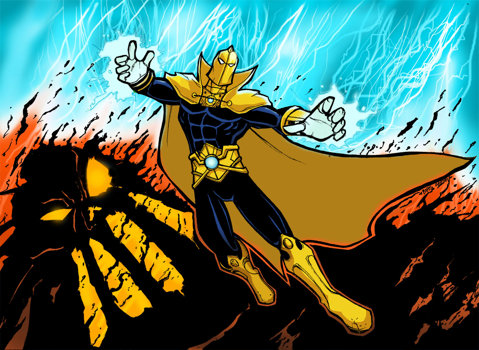 DR FATE UNLEASHED