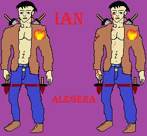 Ian Alegera