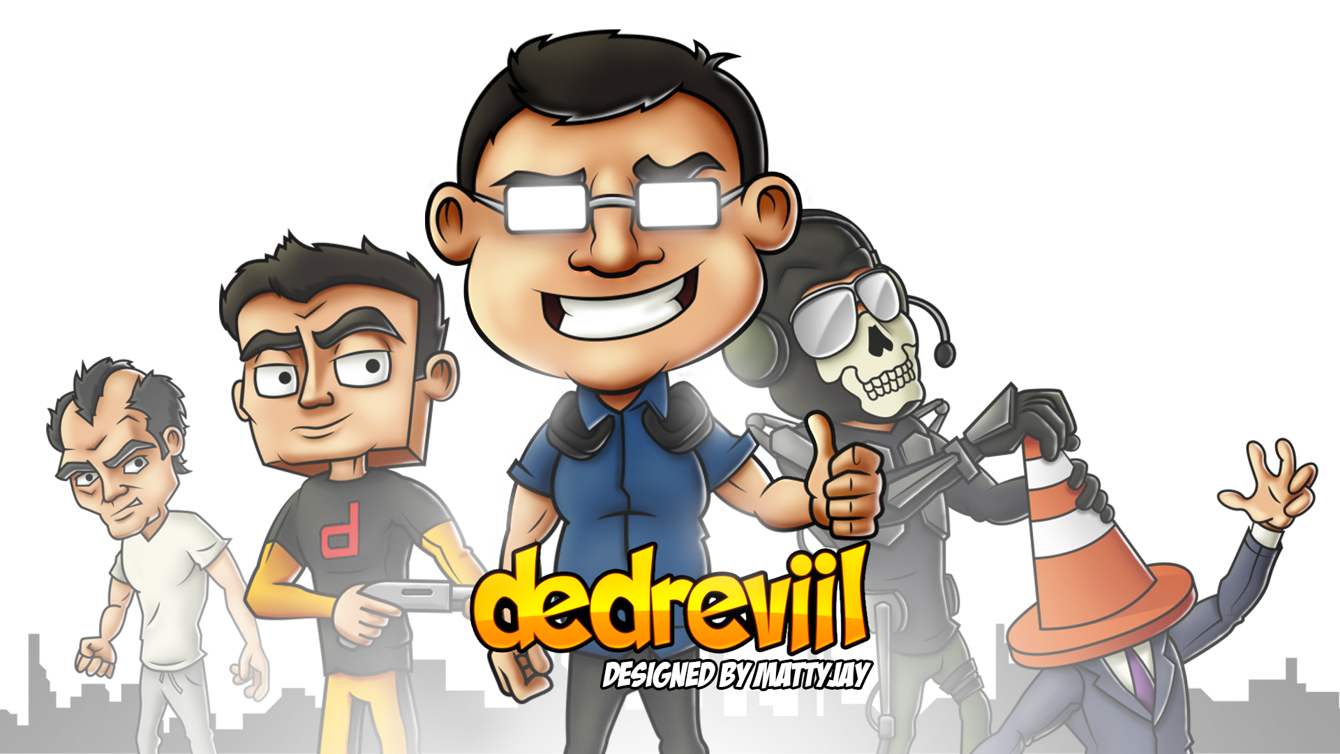 Dedreviil Character Commission
