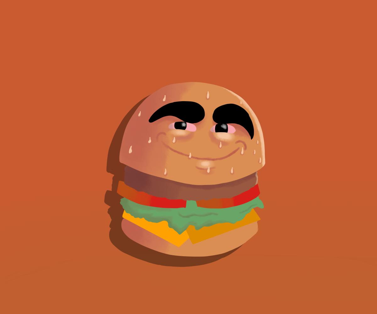 Pointless burger