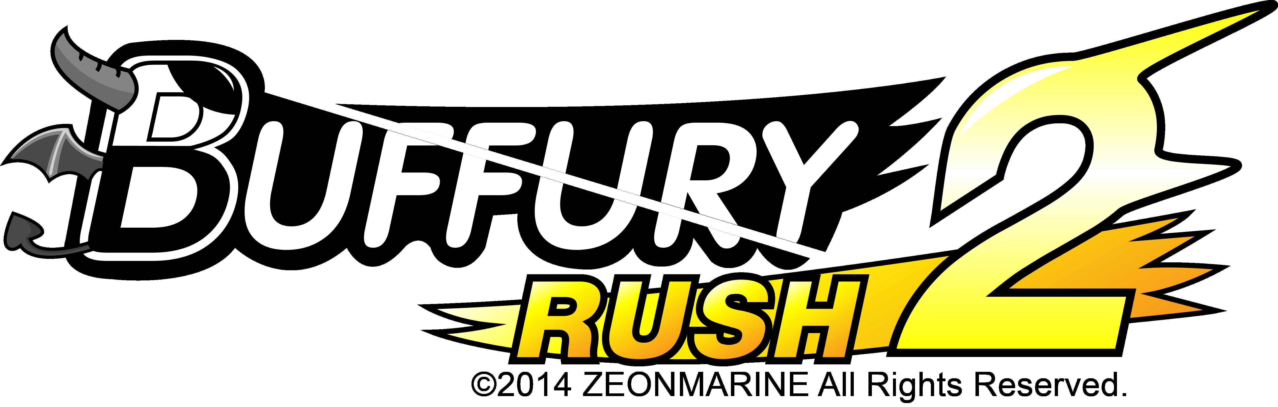 Buffury 2 Logo