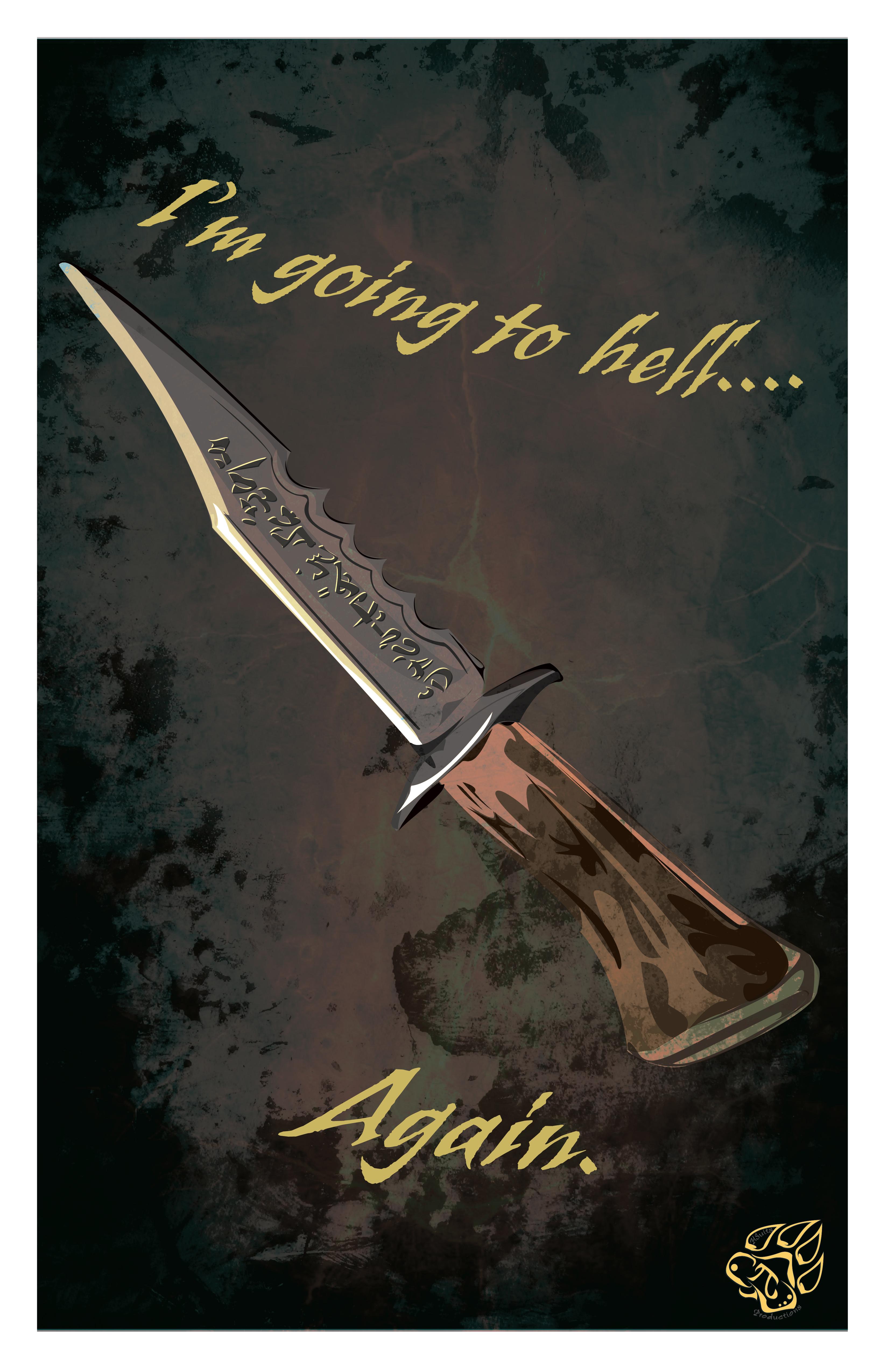 Demon Killing Knife