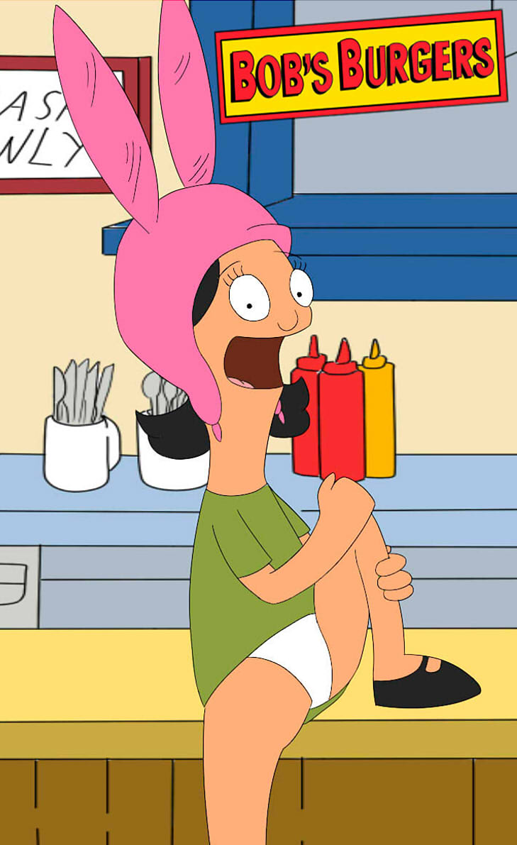 Louis from Bob´s Burgers