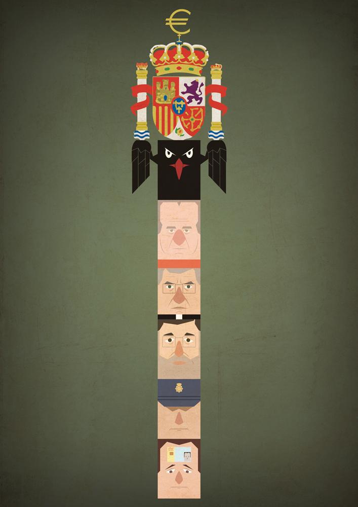 Patriotic Totem