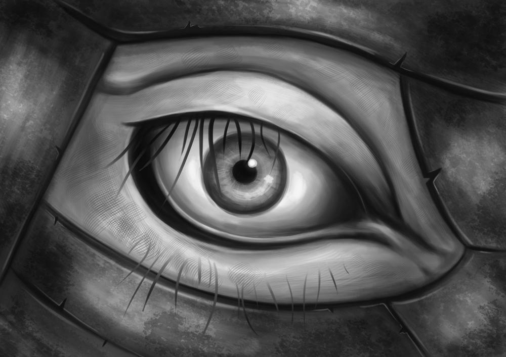 Eye of Avros the Minotaur