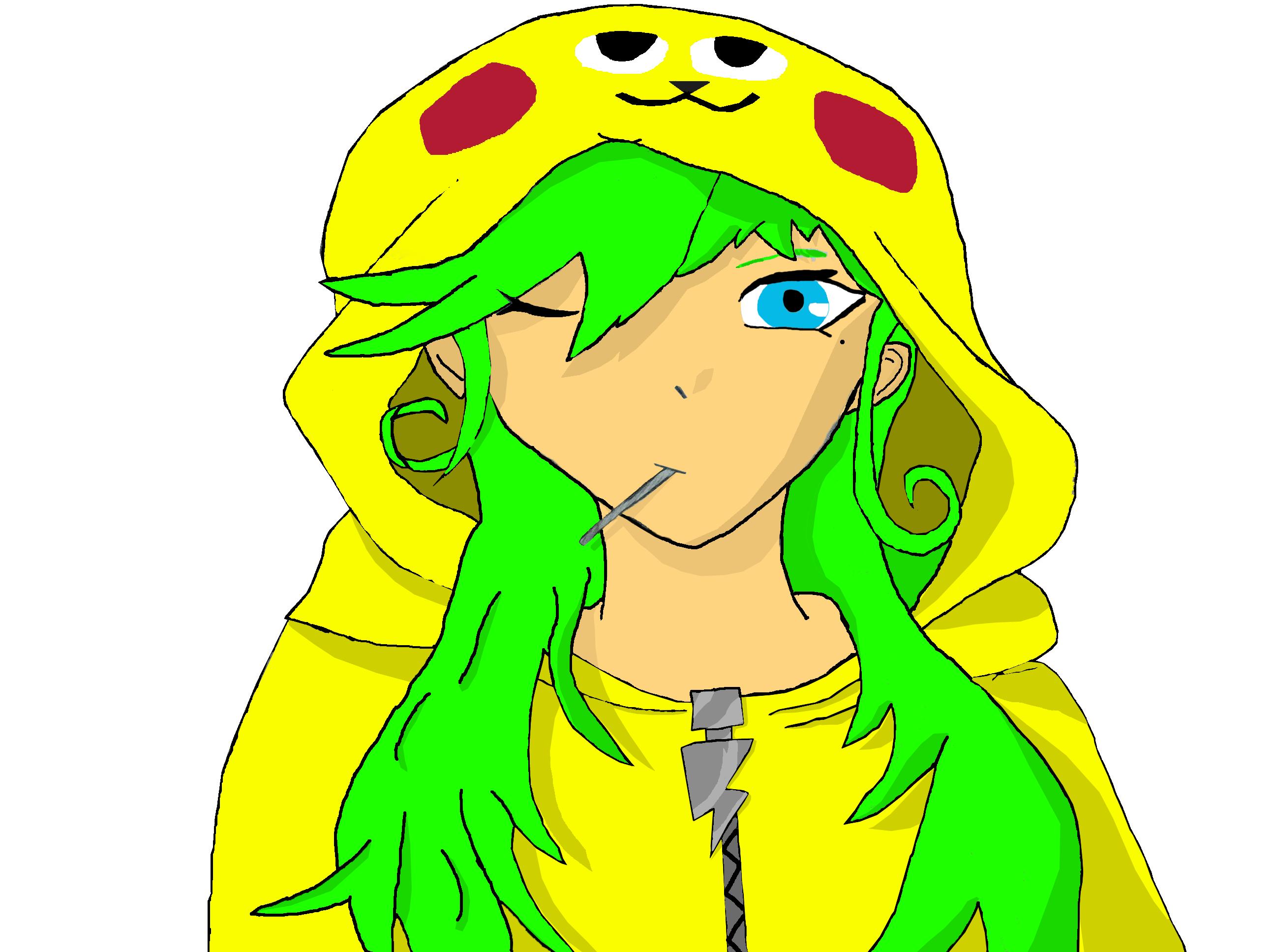 Cutie Pikachu Jacket