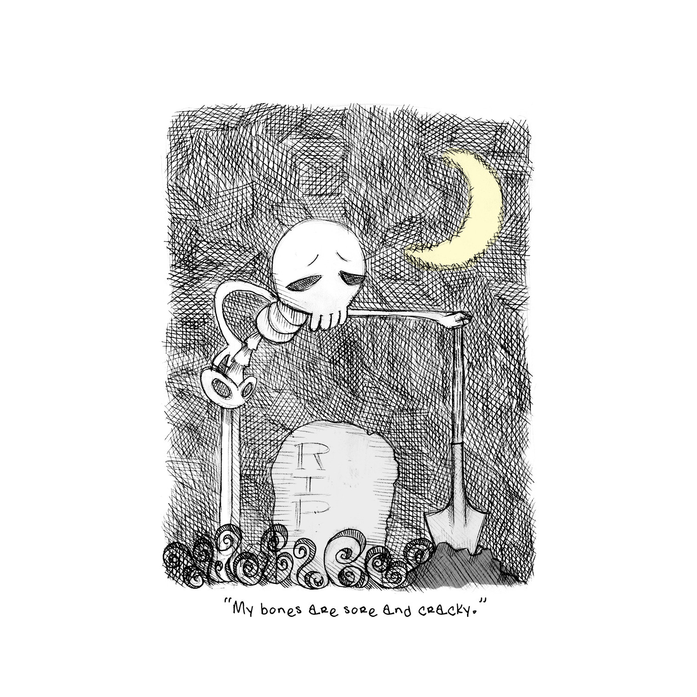 The Graveyard Shift Pg. 1