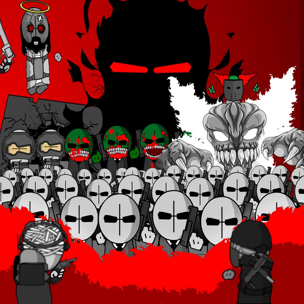 Madness Wallpaper