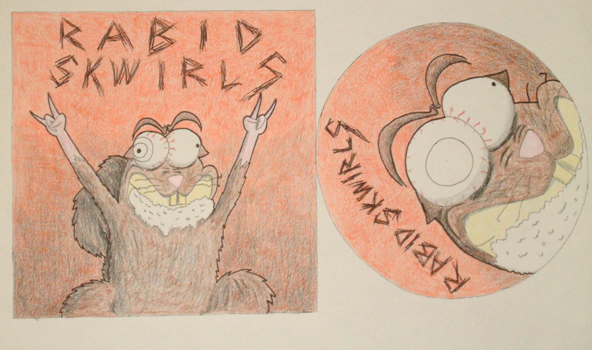Rabid Skwirls
