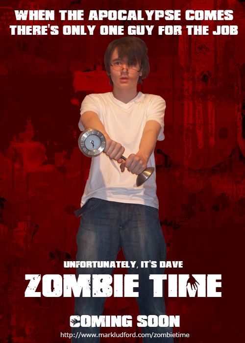 Zombie Time.