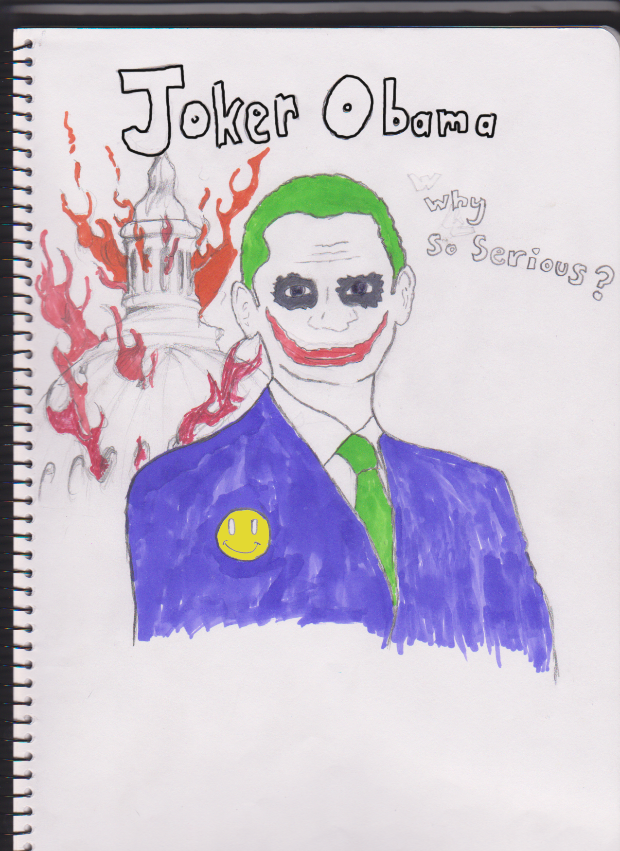 Joker Obama