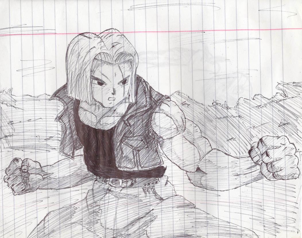 Trunks - Dragonball Z