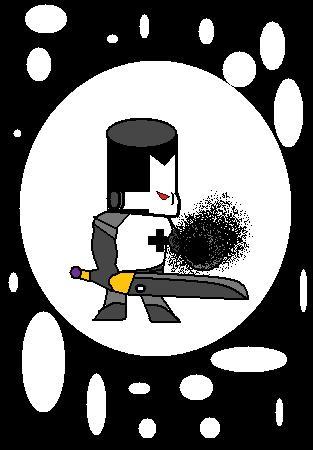 Castle Crashers Knight