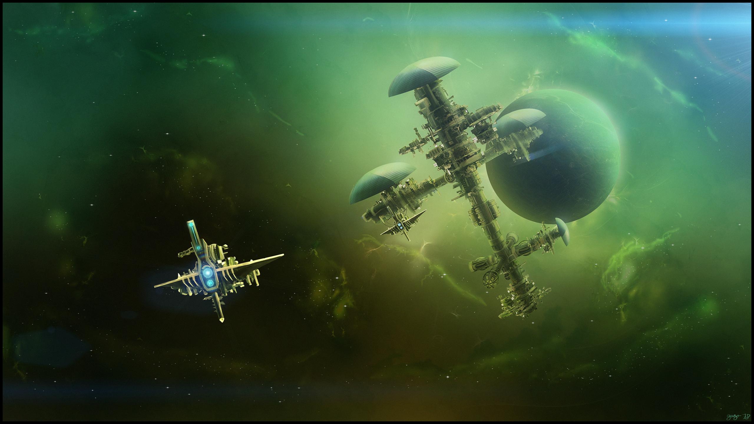 deep space 7