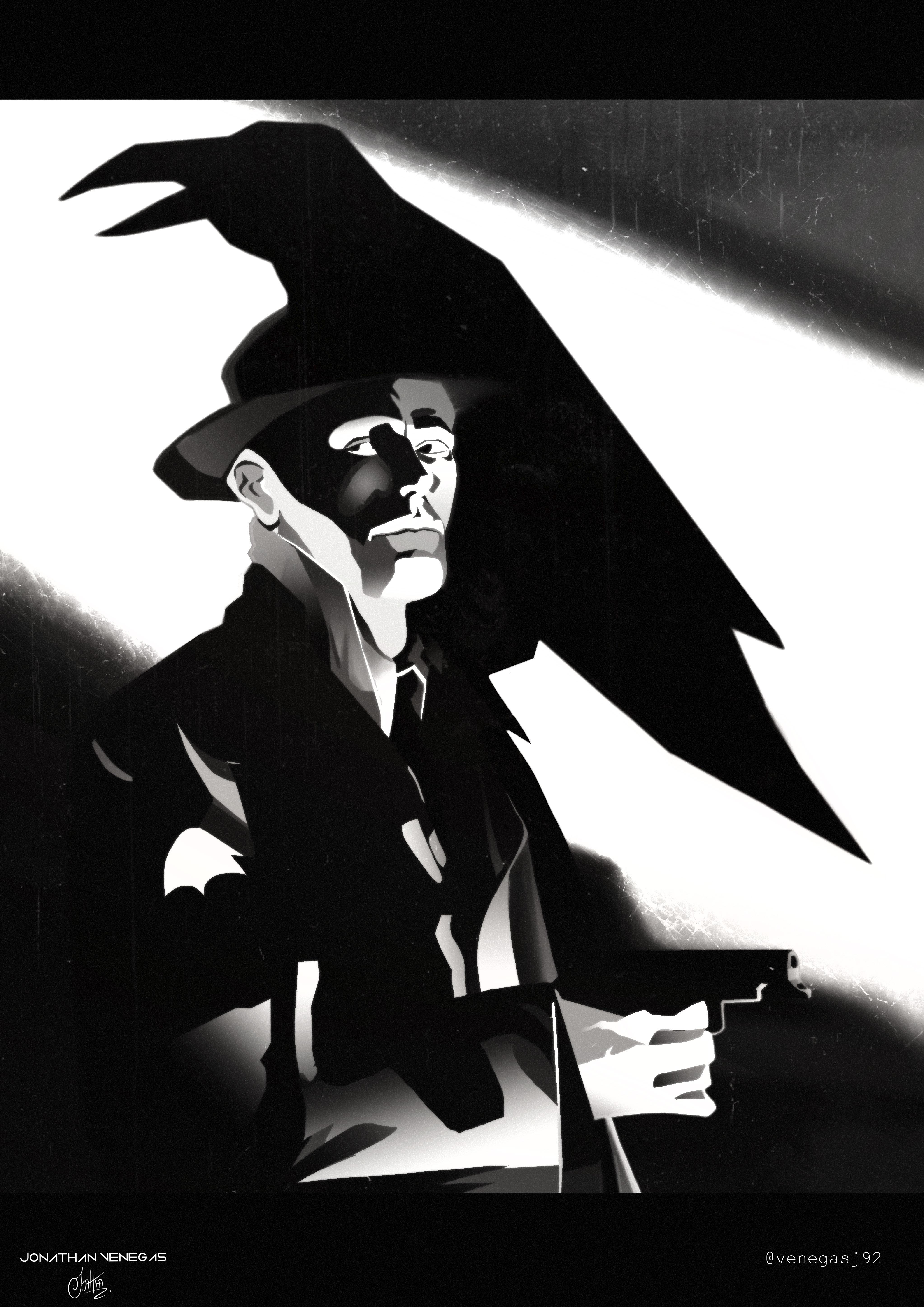 Film Noir Study