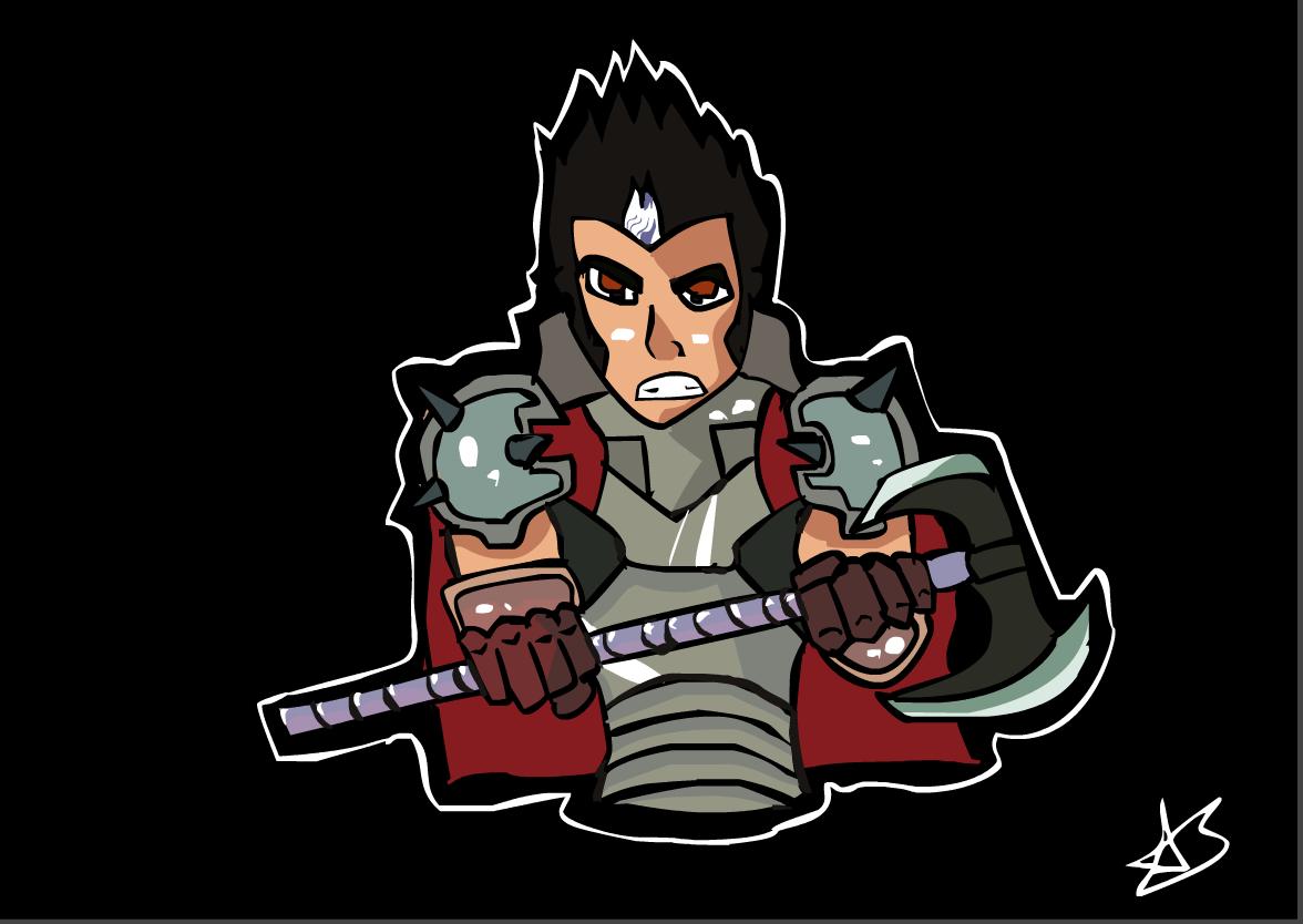 Darius the Hand of Noxus