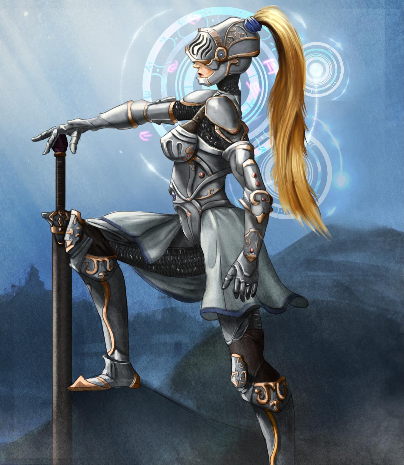 Knight of the Blue Sigil