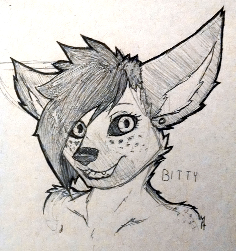 [PenSketch] Bitty
