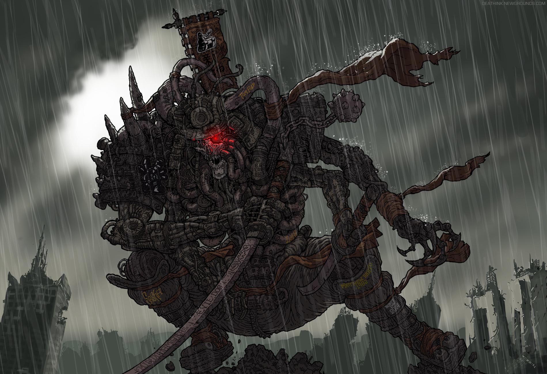 Robotic Shi