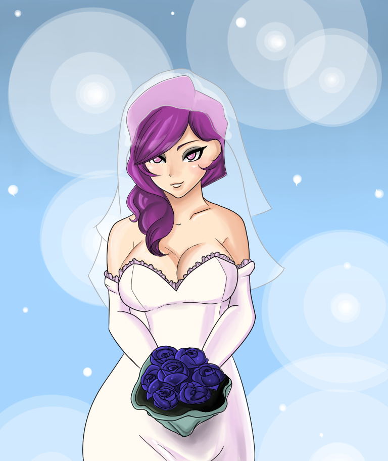 Harukas Wedding Dress
