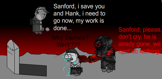 Deimos, why?