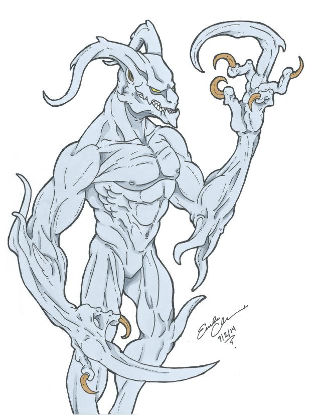 demon thing...
