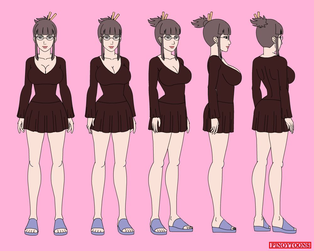 ligaia model sheet